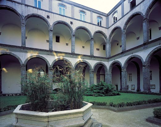Convento di s pietro martire universit federico ii for Lettere moderne